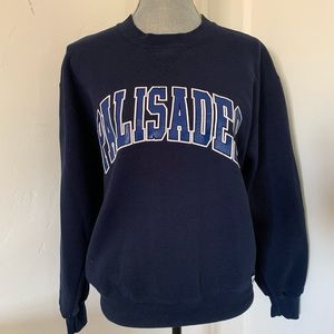"""Russell Athletic """" Palisades"""" Logo Pullover"""